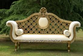 victorian chaise lounge sofa orient victorian style double ended chaise longue sofa hampshire