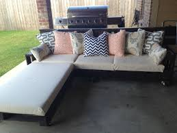 Pallets Patio Furniture by Home Design Black Pallet Patio Furniture Solar Energy