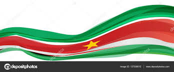 Flag That Is Green White And Red Green White Red Striped With A Yellow Star Flag Of The Republic Of