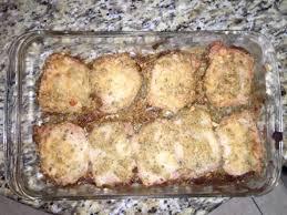 caesar pork chops recipe genius kitchen