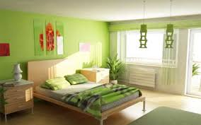 warm lamp monochromatic painting ideas for interiors with wooden