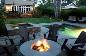 Florida Backyard Ideas Beautiful Wooden Adirondack Chairs In Landscape Craftsman With