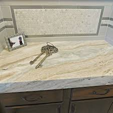 two of our most popular countertops fantasy brown satin marble