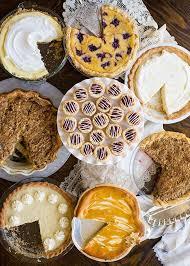 favorite thanksgiving pie recipes barbara bakes