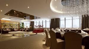 3d model banquet hall dining cgtrader