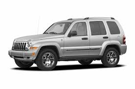 2006 jeep liberty new car test drive