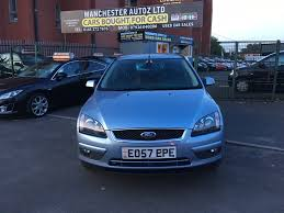 used ford focus estate 1 8 tdci titanium 5dr in manchester