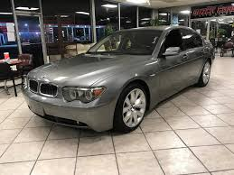 bmw 745 sedan for sale used cars on buysellsearch