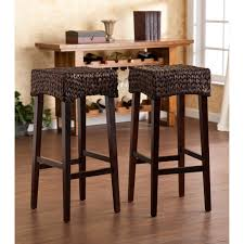 dining room amusing design of seagrass counter stools in nice