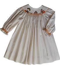 smocked sleeve dresses