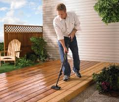 Longest Lasting Cedar Deck Stain by Deck Stain Brush Or Roller Deck Design And Ideas