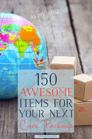 Care Packages For College Students 150 Awesome Items For Your Next Care Package