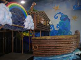 noah u0027s ark theme for indoor playground from dunrite playgrounds