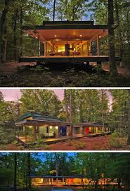 Home Landscape Design Studio For Mac 14 1 18 Modern Houses In The Forest Contemporist