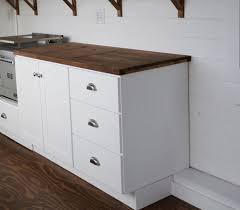 why do cabinets a toe kick tiny house kitchen cabinet base plan white