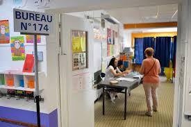bureau de vote nantes législatives à nantes des électeurs divisés au grand chelem