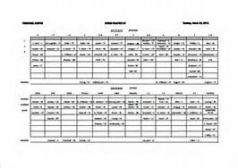 Football Depth Chart Template Excel Depth Chart Template Sle Chart Templates Baseball Depth Chart