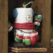 93 best s mores ornaments images on snowman ornaments