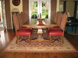 what size rug under dining table rug under dining table on carpet how to choose an oriental rug size