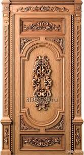 Main Door Carving Designs For Home