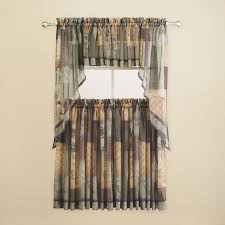 curtains sage green kitchen curtains decor better homes and