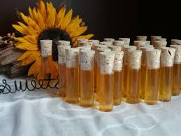 sunflower wedding favors sunflower wedding favors