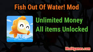 fish out of water apk fish out of water unlimited money mod apk free archives