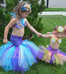 Mermaid Halloween Costume Mermaid Halloween Costume Tutu Grownup Size