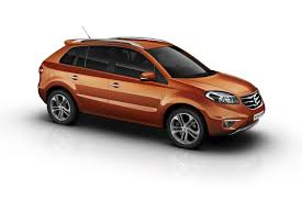 renault orange 2012 renault koleos facelift revealed autoevolution