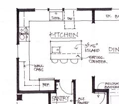 Resturant Floor Plan Modern Home Interior Design Tag For Floor Plan Of A Kitchen