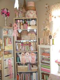Shabby Chic Craft Room by 1748 Best Craft Storage Rooms Images On Pinterest Craft Rooms