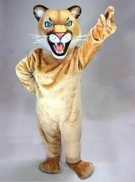 Mascot Costumes Halloween Cheap Cougar Mascot Costumes Aliexpress Alibaba