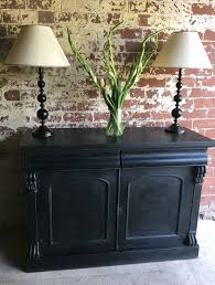 latest painting project u2013 victorian sideboard painted nearly black