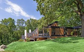 modernist residence in chappaqua ny by renowned clinton library
