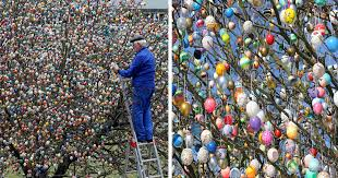 this german family spent more than 2 weeks decorating a tree with
