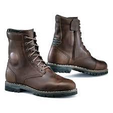 waterproof motorbike boots tcx hero waterproof boots brown