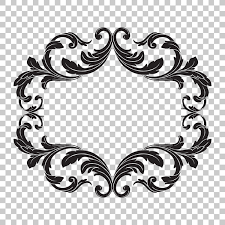 classical ornament frame vector illustration 07 vector frames