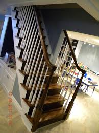 carpinter 237 a ebanister 237 wood stairs and rails and iron balusters february 2014