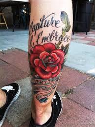 85 superb calf tattoos for