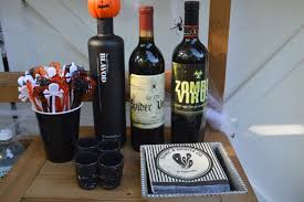 halloween barware 5 wines to pair with halloween candy a giveaway the ghost guest