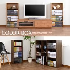 gekiyasukaguya rakuten global market slim rack color box 4