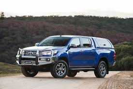 toyota commercial vehicles usa 2016 toyota hilux official accessories range announced practical