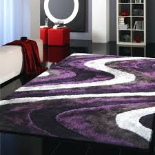 Purple And Black Area Rugs Purple Gray And Black Area Rug Rugs Magenta Mauve Plum Coloured