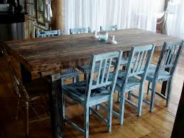 distressed dining room set provisionsdining com