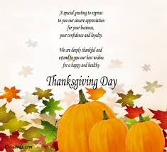 we are deeply thankful and extend to you our best wishes for a