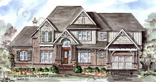 eastmont manor c house plan european manor plans