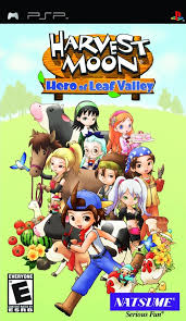 emuparadise harvest moon animal parade harvest moon hero of leaf valley the harvest moon wiki fandom