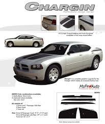 Dodge Ram Decals - chargin 2006 2007 2008 2009 2010 dodge charger hood decals