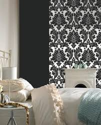 Black And White Damask Curtain Majestic Black U0026 White Damask Wallpaper Design By Graham And Brown