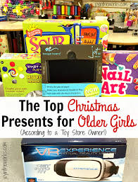christmas gifts for older girls joy in the works